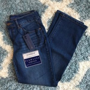 Bandolino The Perfect Fit Mandie Jeans